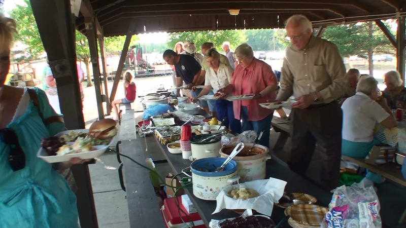 Township Picnic Meeting 2009