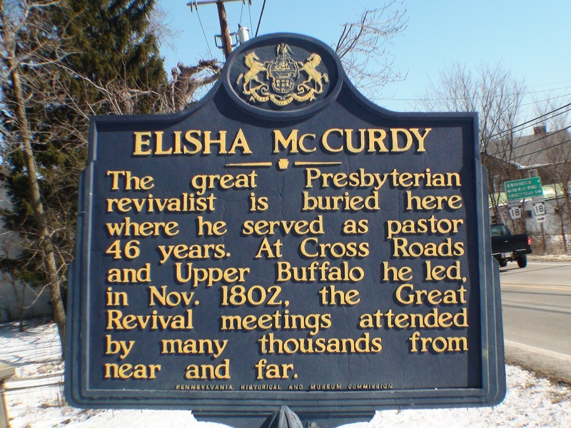 The Great Presbyterian revivalist